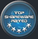 Top Shareware Rated 5 Star